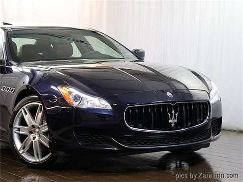 2015 Maserati Quattroporte for sale in Addison, IL