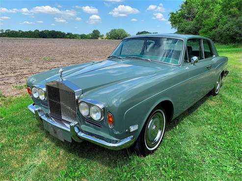 1970 Rolls-Royce Corniche for sale in Carey, IL