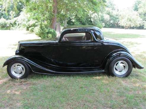 1934 Ford Coupe for sale in Cadillac, MI