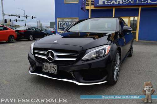 2016 Mercedes-Benz C 300 Sport Pkg / 4Matic AWD / Power & Heated Leath for sale in Anchorage, AK
