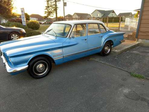 1962 Plymouth Valiant for sale in Ferndale, WA