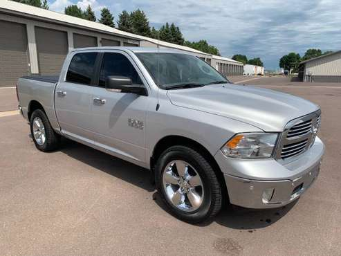 2017 Ram 1500 BigHorn CrewCab 4x4 42K Miles for sale in Sioux Falls, MN
