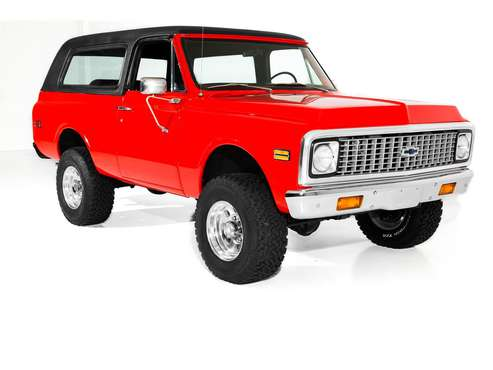 1972 Chevrolet Blazer for sale in Des Moines, IA