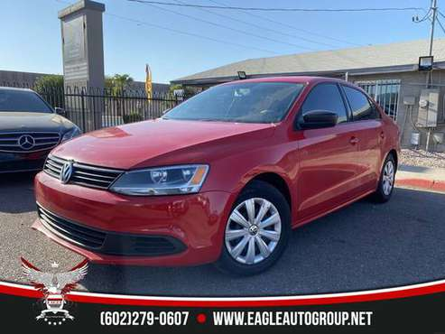 2014 Volkswagen Jetta - Financing Available! Eagle Auto Group - cars... for sale in Phoenix, AZ
