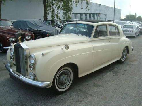1961 Rolls-Royce Silver Cloud II for sale in Fort Lauderdale, FL