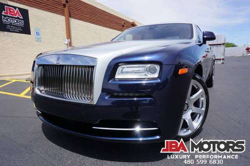 2014 Rolls-Royce Wraith Coupe ~ Wraith Package ~ $353k MSRP! for sale in Mesa, AZ