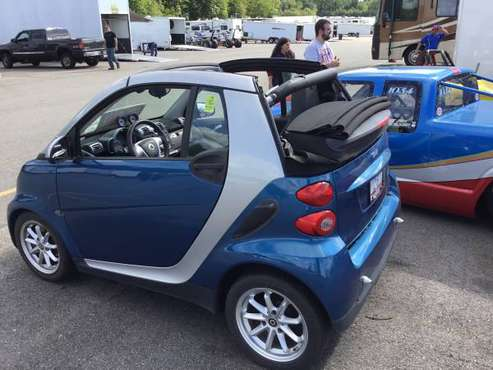 2009 SMARTCAR PASSION CONV for sale in Exeter, MA