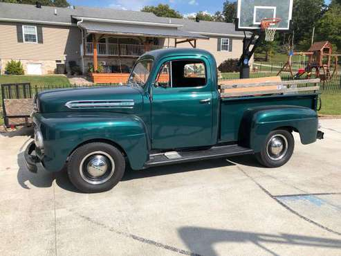 1951 Ford F1 for sale in Greenup, WV