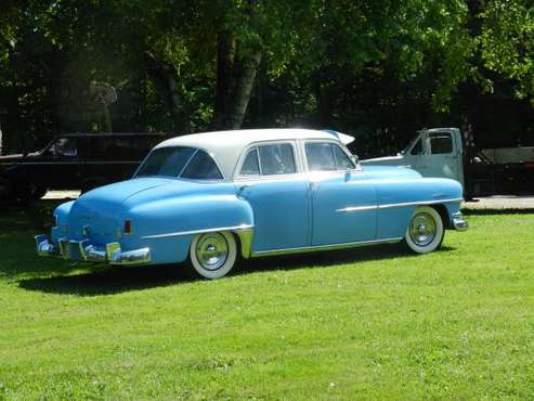 1951 Chrysler Windsor Deluxe for sale in Shawano, WI