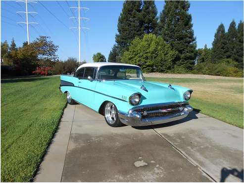 1957 Chevrolet Automobile for sale in Roseville, CA