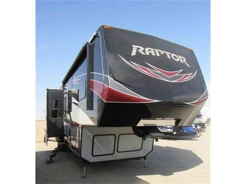 2016 Keystone Raptor for sale in Cadillac, MI