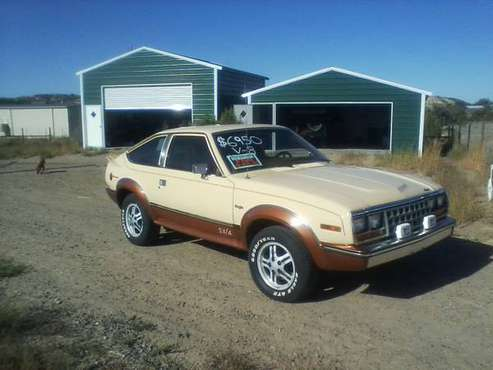 1982 AMC Eagle for sale in Farmington, NM