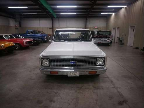 1971 Chevrolet C/K 10 for sale in Cleveland, GA
