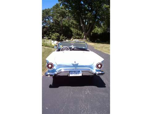1957 Ford Thunderbird for sale in Stephenson, VA