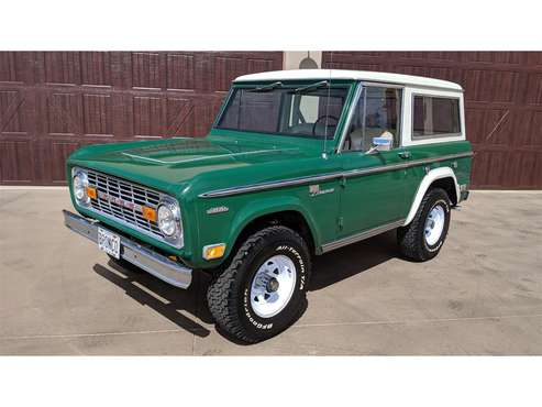 1969 Ford Bronco for sale in North Pheonix, AZ