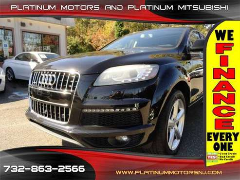 2014 Audi Q7 3.0T quattro S line Prestige - cars & trucks - by... for sale in Toms River, NJ