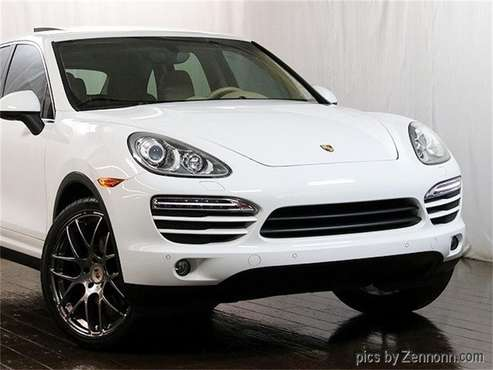 2014 Porsche Cayenne for sale in Addison, IL