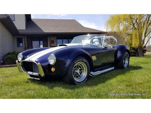 1964 Shelby Cobra Replica for sale in Big Lake, MN