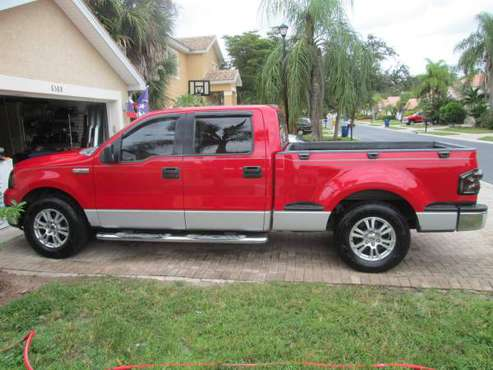 2006 F150 4-DOOR FLARESIDE for sale in Fort Myers, FL