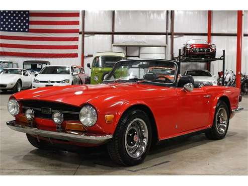 1972 Triumph TR6 for sale in Kentwood, MI