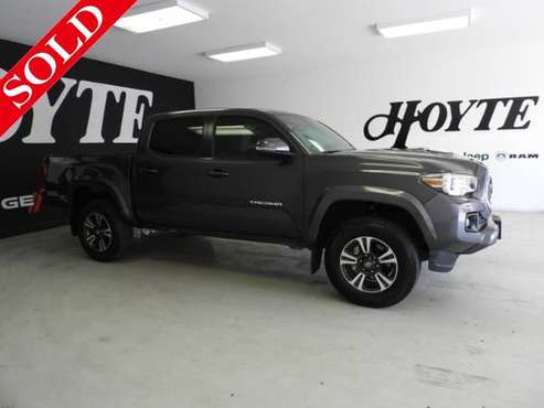 2018 Toyota Tacoma TRD Sport Double Cab 5' Bed V6 for sale in Sherman, TX