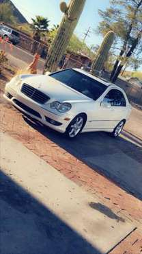 2007 Mercedes C230 Sport for sale in Tucson, AZ