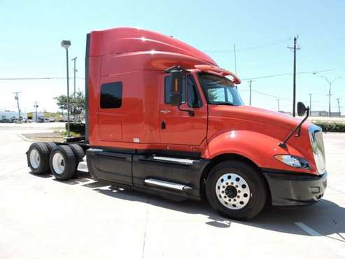 2010 INTERNATIONAL PROSTAR W/CUMMINS ISX with for sale in Grand Prairie, TX