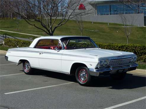 1962 Chevrolet Impala SS for sale in Charlotte, NC