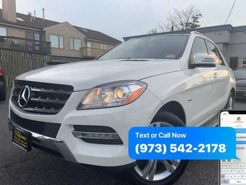 2012 Mercedes-Benz M-Class ML350 4MATIC - Buy-Here-Pay-Here! for sale in Paterson, NJ