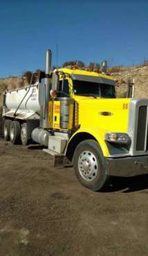 Selling 2008 Peterbilt 389 Dump Truck (Super-10) (Excellent Condition) for sale in Pico Rivera, CA