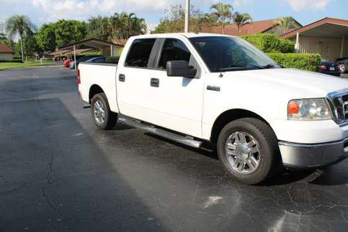2008 FORD F150 CREW CAB XLT PRIVATE SALE MOVING for sale in Boynton Beach , FL