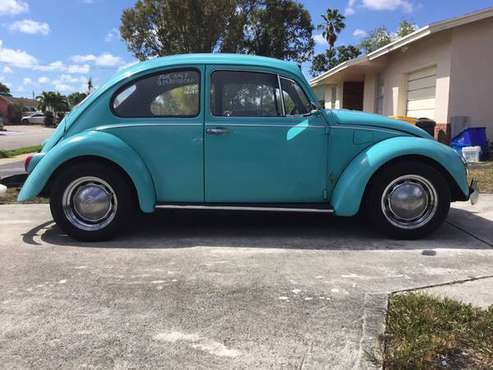 1970 VW BEETLE for sale in Boca Raton, FL