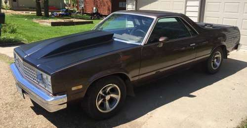 Beautiful 100% Rust Free, El Camino from Georgia for sale in Elbow Lake, MN