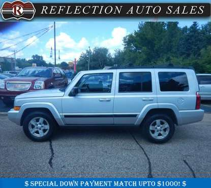 2007 Jeep Commander 4WD 4dr Sport - Ask About Our Special Pricing! for sale in Oakdale, MN