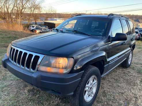 2003 Jeep Grand Cherokee - cars & trucks - by dealer - vehicle... for sale in Overland Park, MO