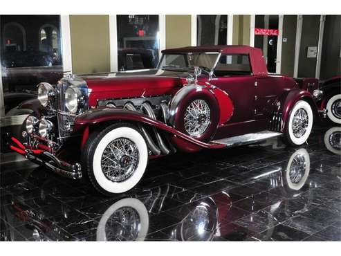 1989 Duesenberg Roadster for sale in Volo, IL
