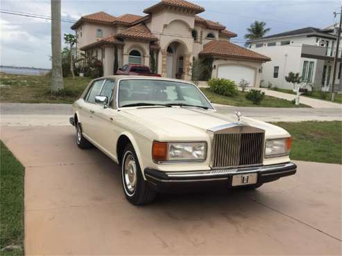1984 Rolls-Royce Silver Spur for sale in Cadillac, MI