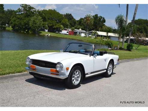1974 Triumph TR6 for sale in Clearwater, FL
