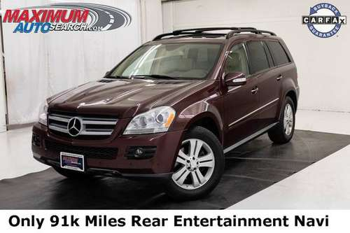 2008 Mercedes-Benz GL-Class AWD All Wheel Drive GL450 GL 450 SUV for sale in Englewood, CO