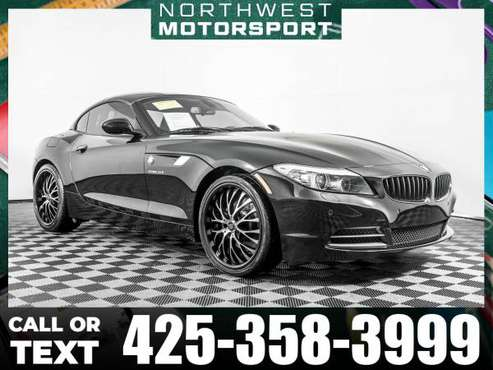 *LOW MILES* 2011 *BMW Z4* Sdrive 30i RWD for sale in Lynnwood, WA