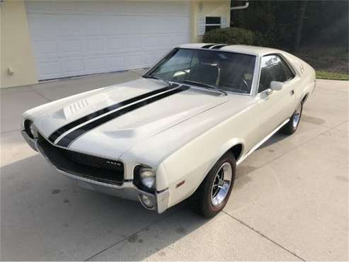 1968 AMC AMX for sale in Cadillac, MI