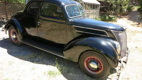 1937 Ford Coupe Deluxe for sale in Palmdale, CA