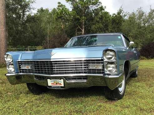 1967 Cadillac DeVille for sale in Floral City, FL