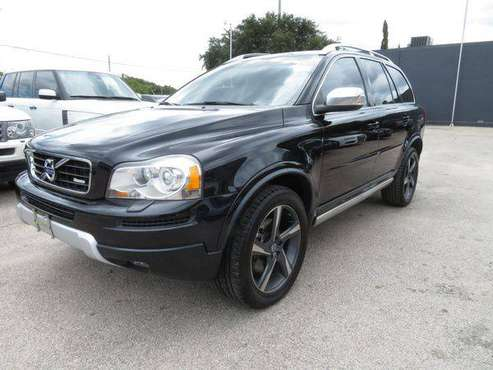 2013 VOLVO XC90 R DESIGN -EASY FINANCING AVAILABLE for sale in Richardson, TX