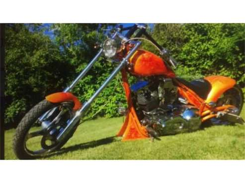 2005 Harley-Davidson Softail for sale in Cadillac, MI