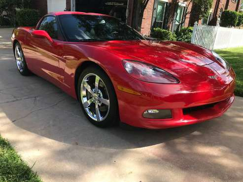 2008 corvette coupe for sale in Austin, TX