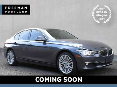 2015 BMW 328i xDrive Luxury Head-Up Display Nav Heated Seats Sedan for sale in Portland, OR
