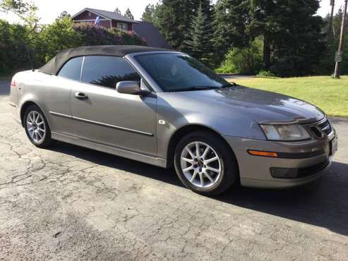 2005 saab convertible for sale in Roslyn, WA