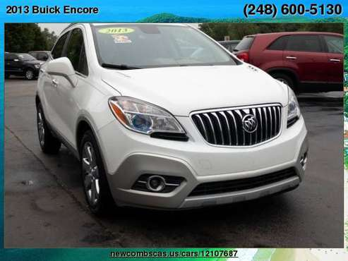 2013 Buick Encore Leather All Credit Approved! for sale in Auburn Hills, MI