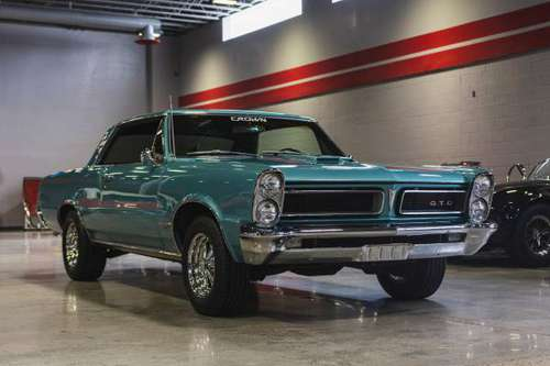 1965 PONTIAC GTO for sale in Phoenix, AZ
